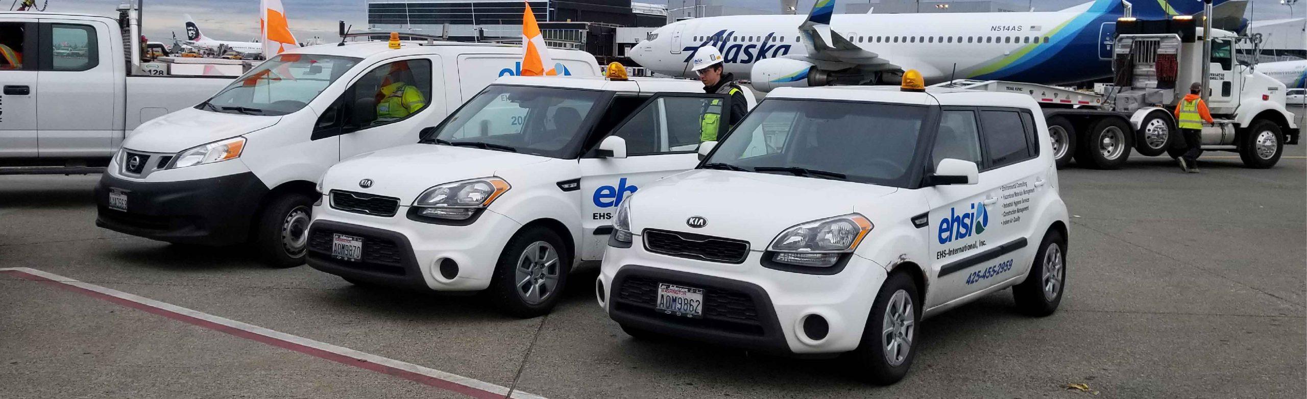 EHSI Vehicles