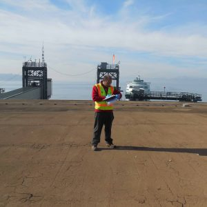 WSDOT Colman Dock Survey